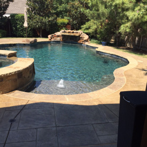 Dallas Residential Pools 9