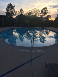 Dallas Puripool Commercial Swimming Pool