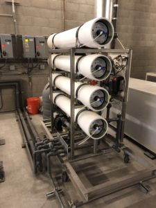 Commercial Inline RO Filtration
