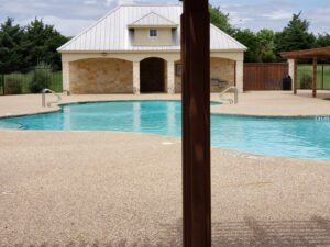 Puripool Swimming Pools in Dallas